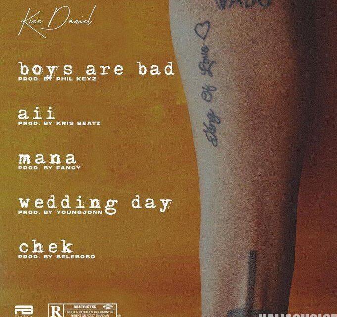 {Music} Kizz Daniel – Wedding Day